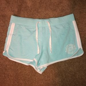 Blue Justice Shorts